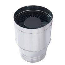 Adaptador CONE para exaustor - Pintado - 25 /30 ou 25 /40