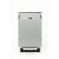 Lava-Louças de Embutir Elettromec Eletrônica 11 Serviços Inox 45cm 220V LL-11S-45-SR-2GZA