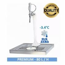 Chopeira COMPLETA 1 VIA Naja Premium - Torre Congelada - Motor Anexo