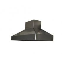 PR200 - Coifa Pirâmide INOX 430 - Largura até 2,00m